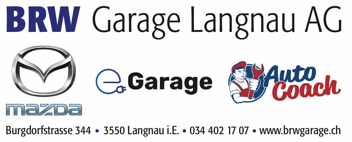 Logo BRW Garage Langnau AG